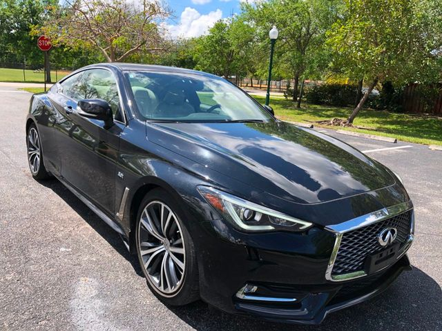 2018 INFINITI Q60 3.0t LUXE RWD - Click to see full-size photo viewer