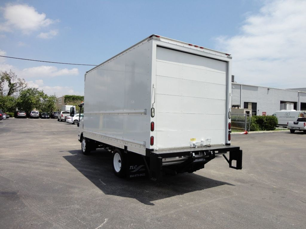 2018 Isuzu NPR HD 16FT DRY BOX..TUCK UNDER LIFTGATE BOX TRUCK CARGO TRUCK - 17609040 - 9