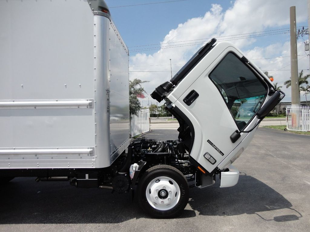 2018 Isuzu NPR HD 16FT DRY BOX..TUCK UNDER LIFTGATE BOX TRUCK CARGO TRUCK - 17609040 - 15