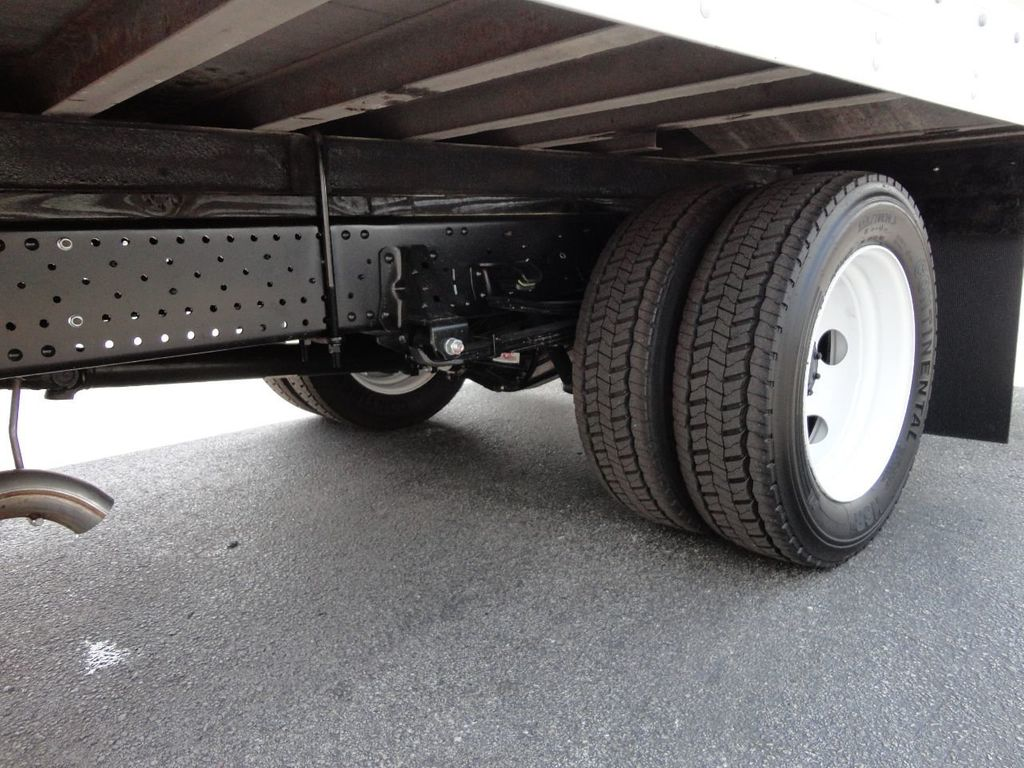 2018 Isuzu NPR HD 16FT DRY BOX..TUCK UNDER LIFTGATE BOX TRUCK CARGO TRUCK - 17609040 - 26