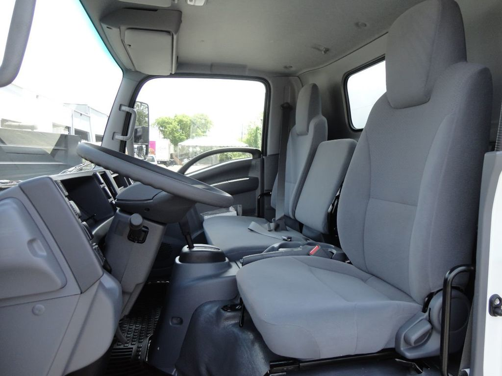 2018 Isuzu NPR HD 16FT DRY BOX..TUCK UNDER LIFTGATE BOX TRUCK CARGO TRUCK - 17609040 - 28