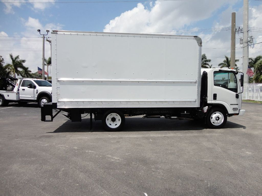 2018 Isuzu NPR HD 16FT DRY BOX..TUCK UNDER LIFTGATE BOX TRUCK CARGO TRUCK - 17609040 - 5