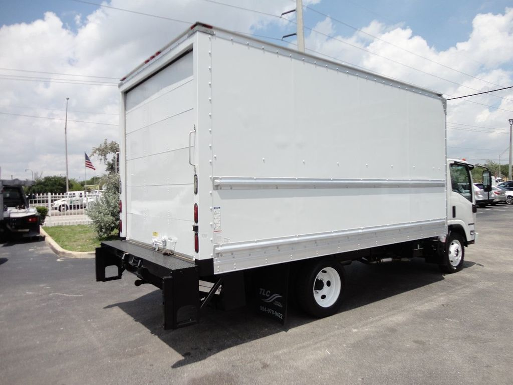 2018 Isuzu NPR HD 16FT DRY BOX..TUCK UNDER LIFTGATE BOX TRUCK CARGO TRUCK - 17609040 - 6