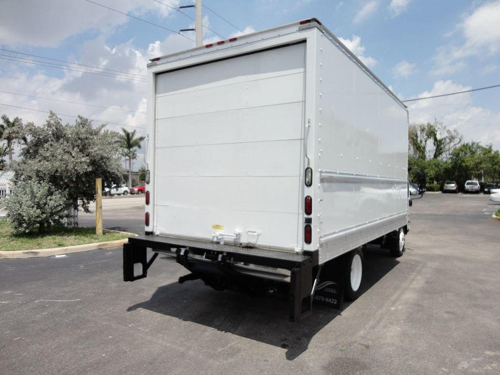 2018 Isuzu NPR HD 16FT DRY BOX..TUCK UNDER LIFTGATE BOX TRUCK CARGO TRUCK - 17609040 - 7