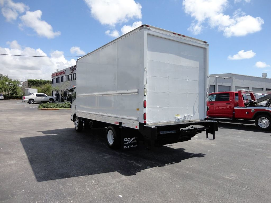 2018 Isuzu NPR HD 16FT DRY BOX..TUCK UNDER LIFTGATE BOX TRUCK CARGO TRUCK - 17637486 - 10
