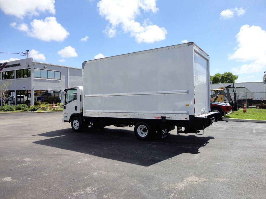 2018 Isuzu NPR HD 16FT DRY BOX..TUCK UNDER LIFTGATE BOX TRUCK CARGO TRUCK - 17637486 - 11