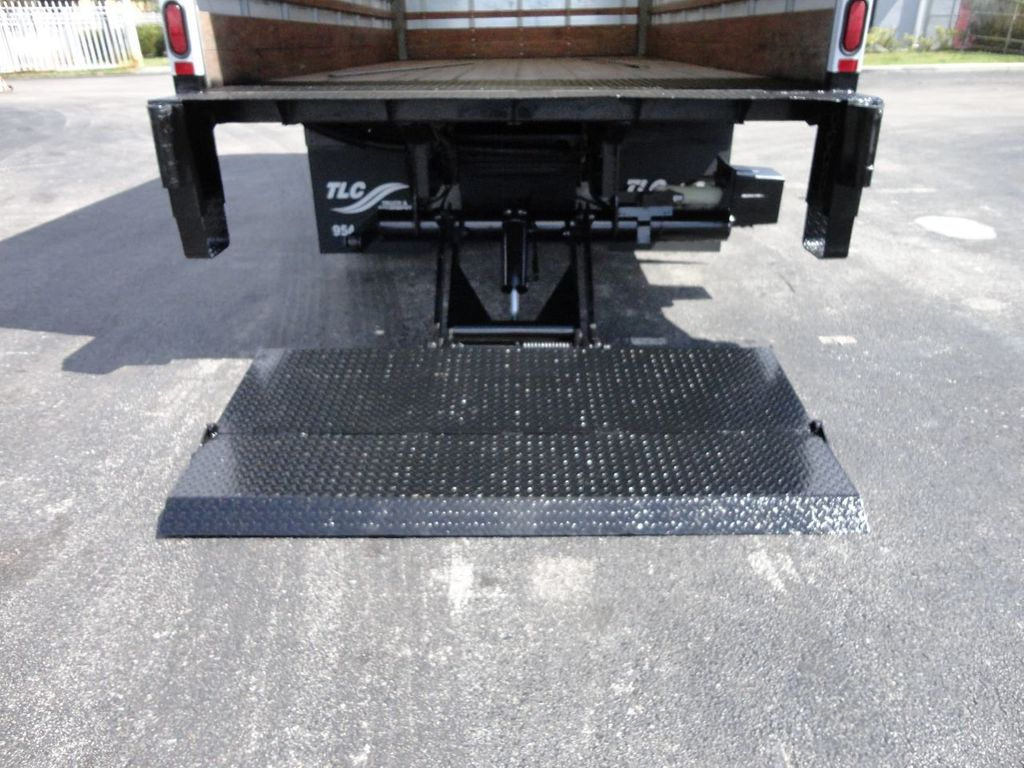 2018 Isuzu NPR HD 16FT DRY BOX..TUCK UNDER LIFTGATE BOX TRUCK CARGO TRUCK - 17637486 - 27