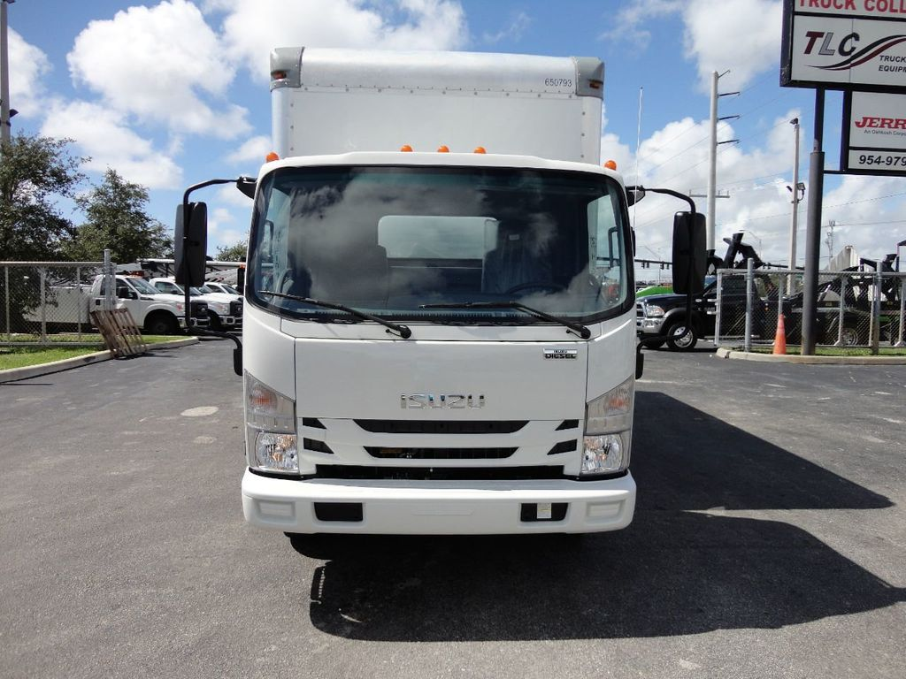2018 Isuzu NPR HD 16FT DRY BOX..TUCK UNDER LIFTGATE BOX TRUCK CARGO TRUCK - 17637486 - 3