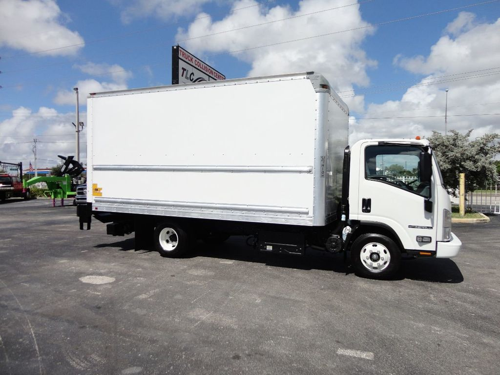 2018 Isuzu NPR HD 16FT DRY BOX..TUCK UNDER LIFTGATE BOX TRUCK CARGO TRUCK - 17637486 - 6