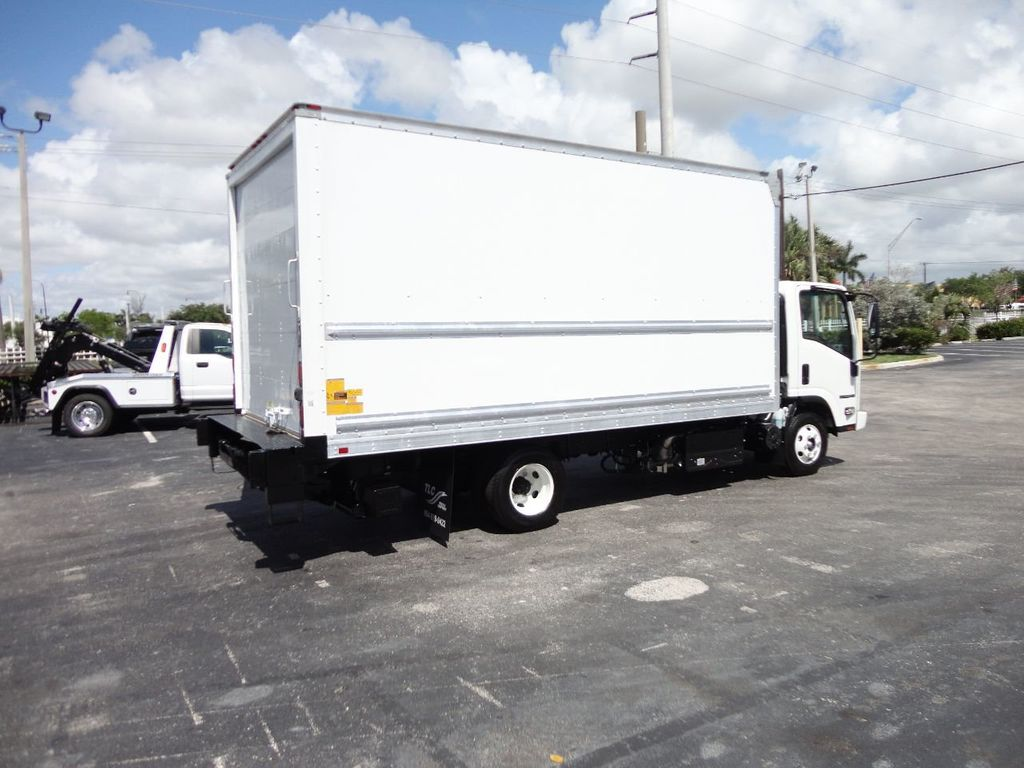 2018 Isuzu NPR HD 16FT DRY BOX..TUCK UNDER LIFTGATE BOX TRUCK CARGO TRUCK - 17637486 - 7