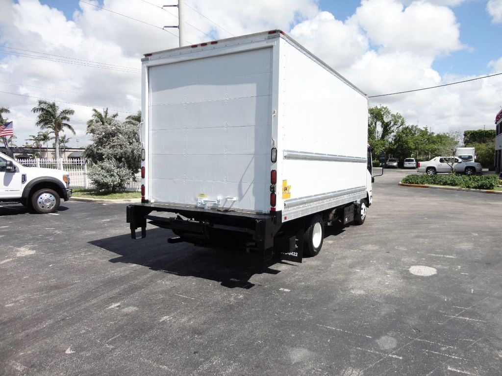 2018 Isuzu NPR HD 16FT DRY BOX..TUCK UNDER LIFTGATE BOX TRUCK CARGO TRUCK - 17637486 - 8