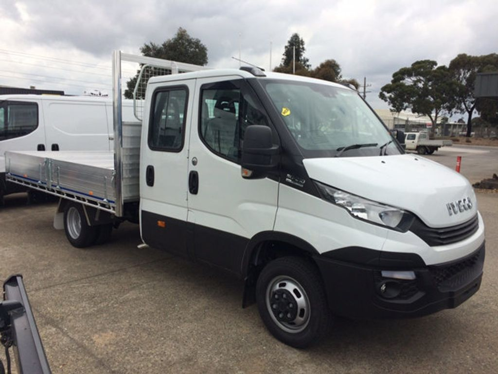 2018 Iveco Daily 50C21 50C21A8D 4x2 - 18177898 - 0