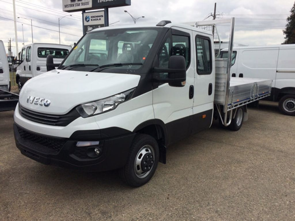 2018 Iveco Daily 50C21 50C21A8D 4x2 - 18177898 - 18