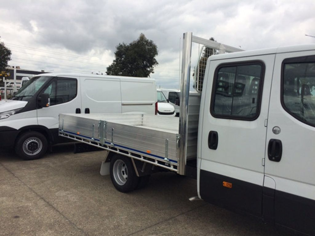 2018 Iveco Daily 50C21 50C21A8D 4x2 - 18177898 - 19