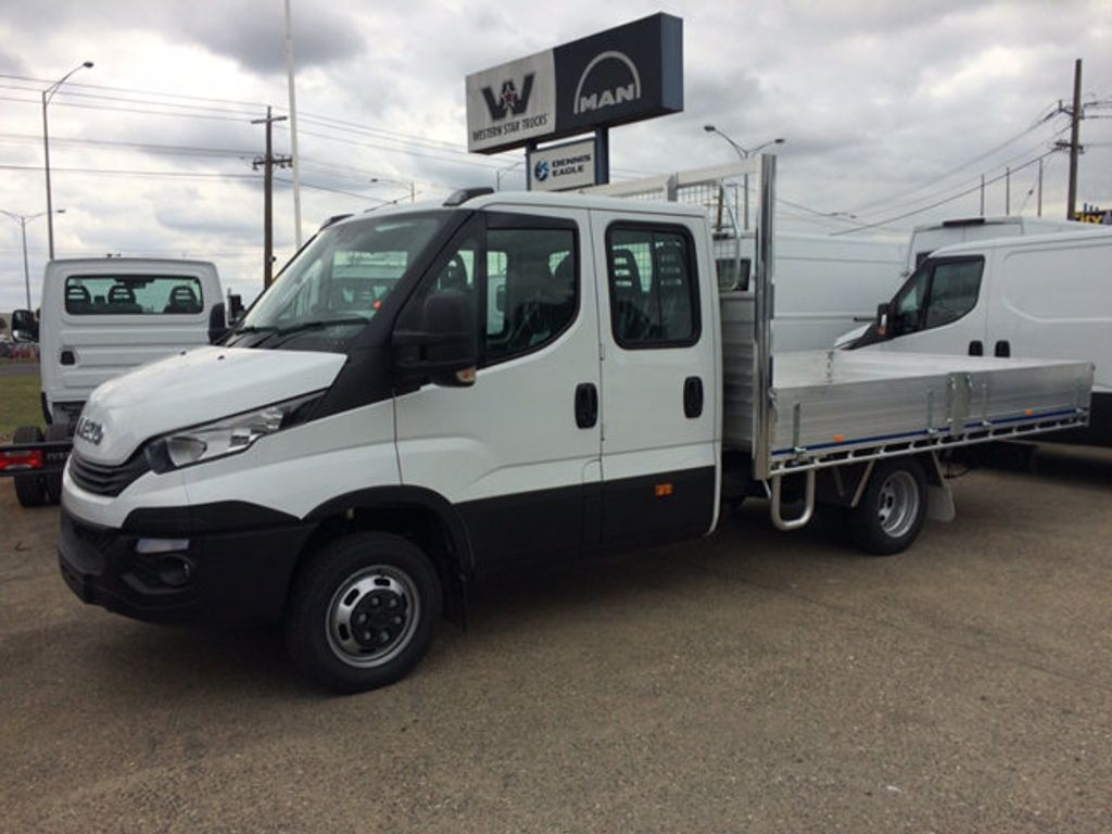 2018 Iveco Daily 50C21 50C21A8D 4x2 - 18177898 - 2