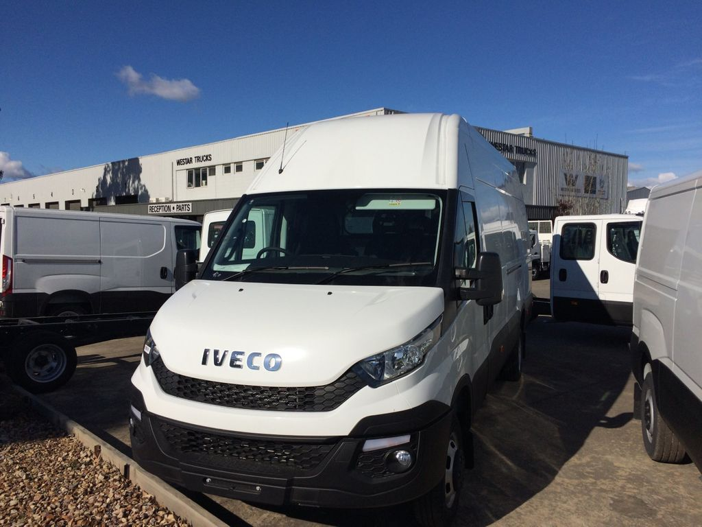 2018 Iveco DAILY 50C21 50C21A8V-18 Long wheel base - 18067278 - 23