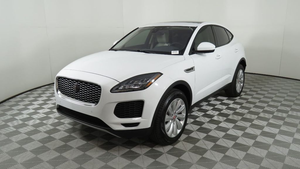 2018 Jaguar E-PACE COURTESY VEHICLE - 18789900 - 0