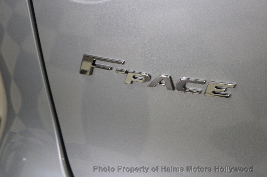 2018 Jaguar F-PACE 35t Premium AWD - 18492551 - 8