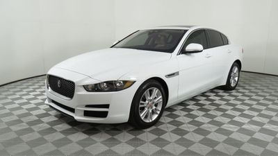 2018 Jaguar XE COURTESY VEHICLE Sedan