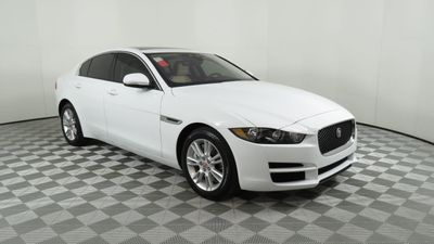2018 Jaguar XE COURTESY VEHICLE Sedan - Click to see full-size photo viewer