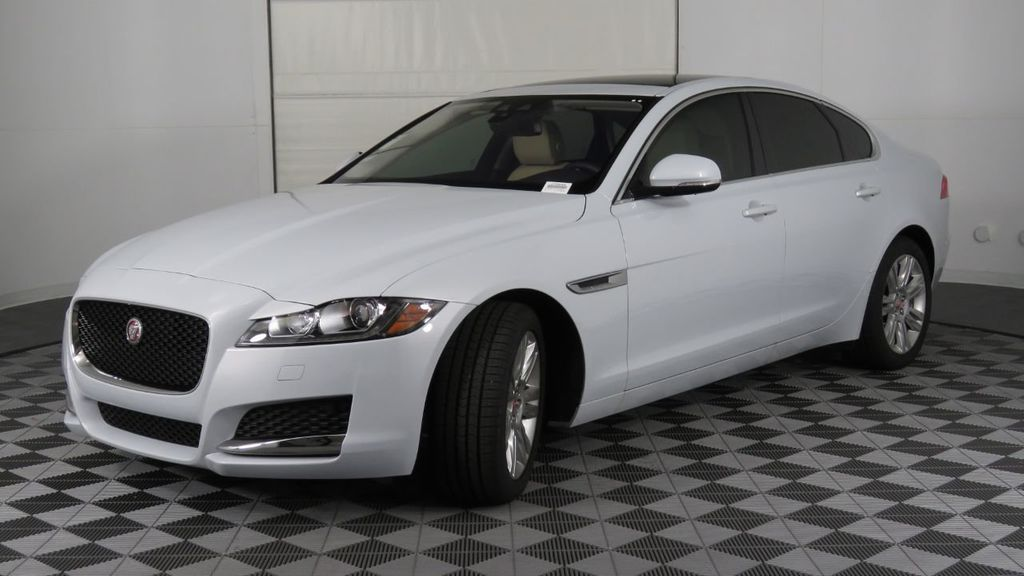 Used Jaguar Xf >> 2018 Used Jaguar Xf 30t Premium Rwd At Porsche North Scottsdale Serving Phoenix Az Iid 18884863
