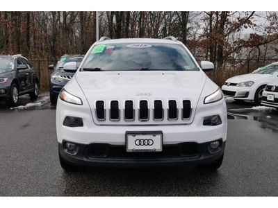 2018 Jeep Cherokee Latitude SUV - Click to see full-size photo viewer