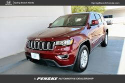 2018 Jeep Grand Cherokee - 1C4RJEAG9JC132252
