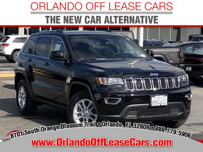 2018 Jeep Grand Cherokee Laredo E 4x2