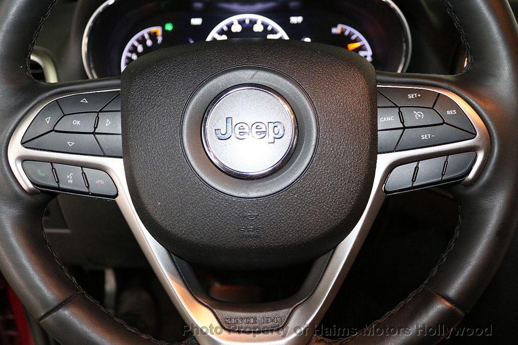 2018 Jeep Grand Cherokee Limited 4x2 - 18459935 - 25