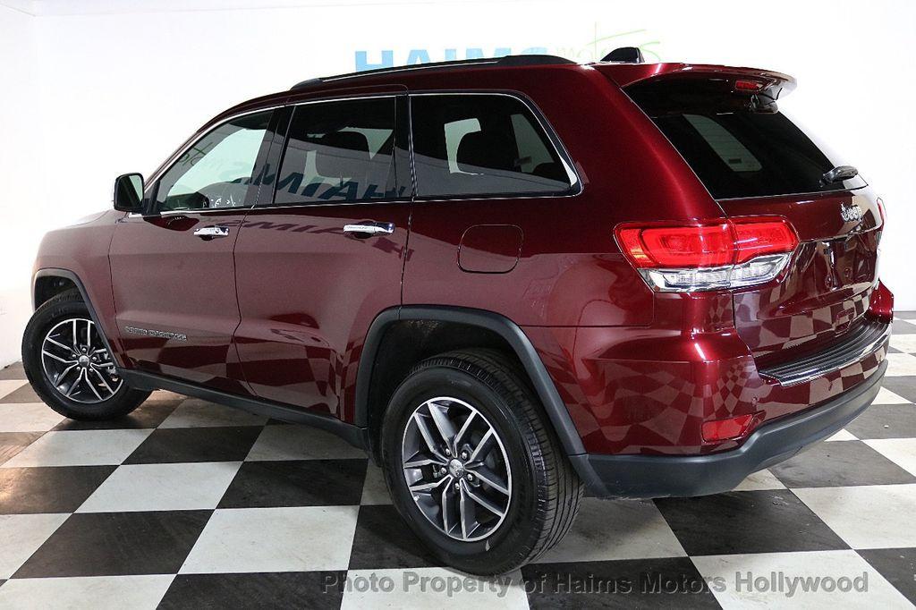 2018 Jeep Grand Cherokee Limited 4x2 - 18459935 - 4