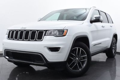 2018 Jeep Grand Cherokee Limited 4x4 - Click to see full-size photo viewer
