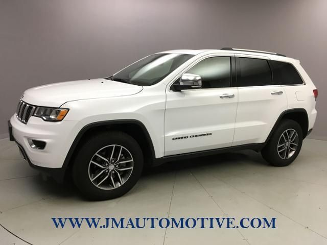 Naugatuck Ct Car Dealer >> 2018 Jeep Grand Cherokee Limited 4x4 Suv For Sale Naugatuck Ct 32 995 Motorcar Com