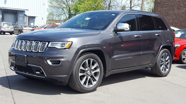 jeep grand cherokee 2018 price used
