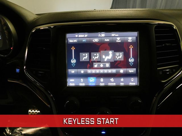 2018 Used Jeep Grand Cherokee SRT 4x4 at North Coast Auto Mall Serving  Jeep Cherokee Wiring Console on