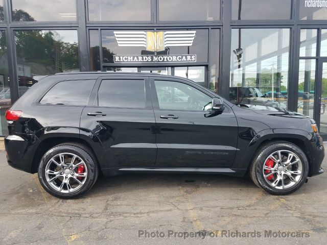 2018 Jeep Grand Cherokee SRT 4x4 - Click to see full-size photo viewer