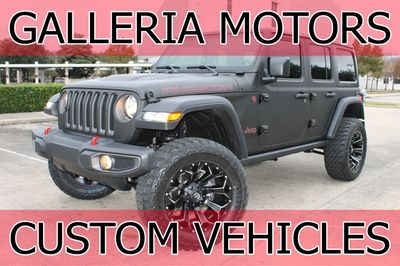 2018 Jeep RUBICON Wrapped Rubicon 3.6L V6 4WD Custom Lift & Interior SUV