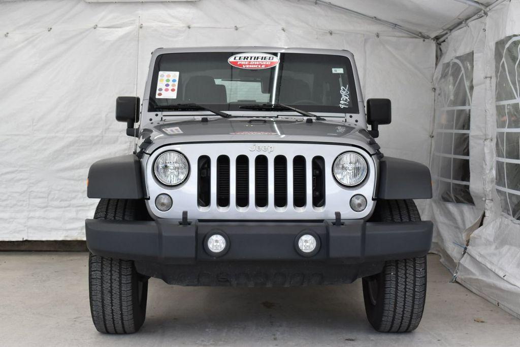 2018 Jeep Wrangler JK  - 18689054 - 2