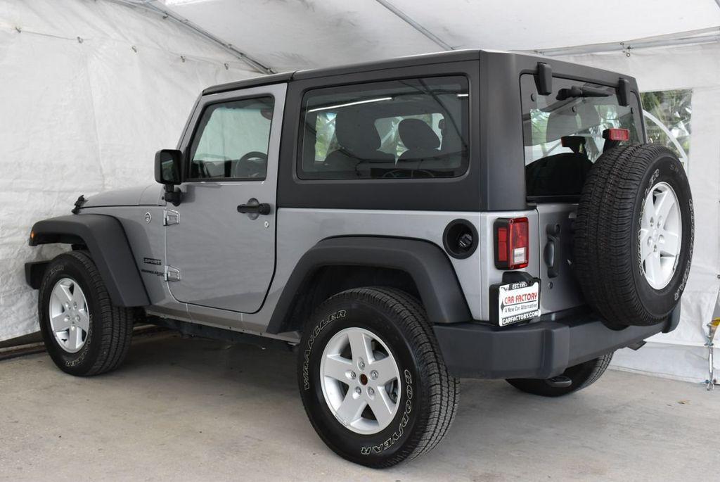 2018 Jeep Wrangler JK  - 18689054 - 3