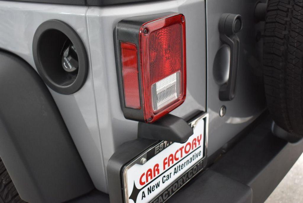 2018 Jeep Wrangler JK  - 18689054 - 4