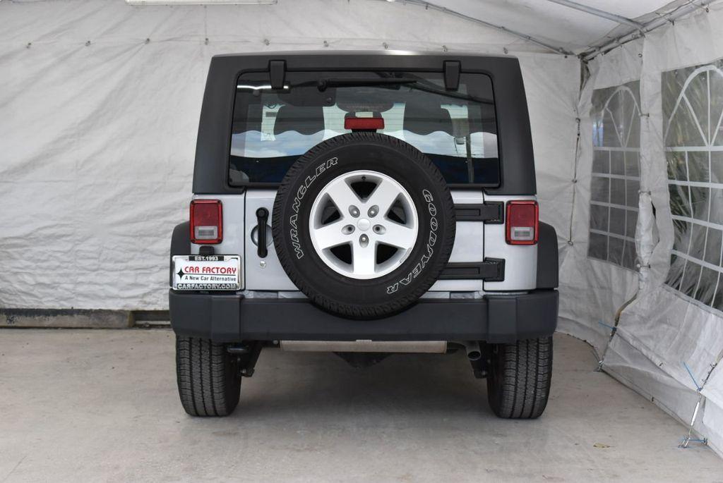 2018 Jeep Wrangler JK  - 18689054 - 5