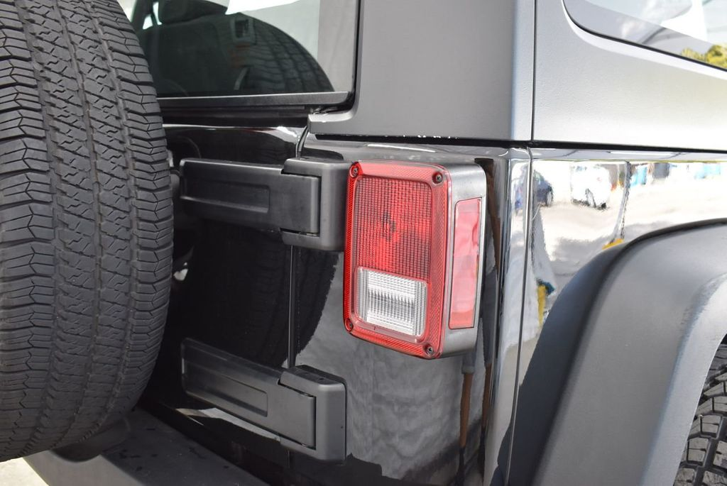 2018 Jeep Wrangler JK 1XH4 - 18415862 - 1