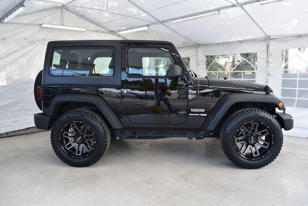 2018 Jeep Wrangler JK 1XH4 - 18415862 - 2
