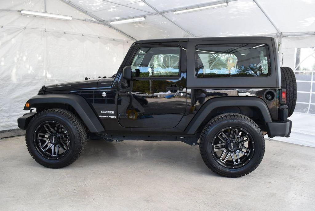 2018 Jeep Wrangler JK 1XH4 - 18415862 - 4