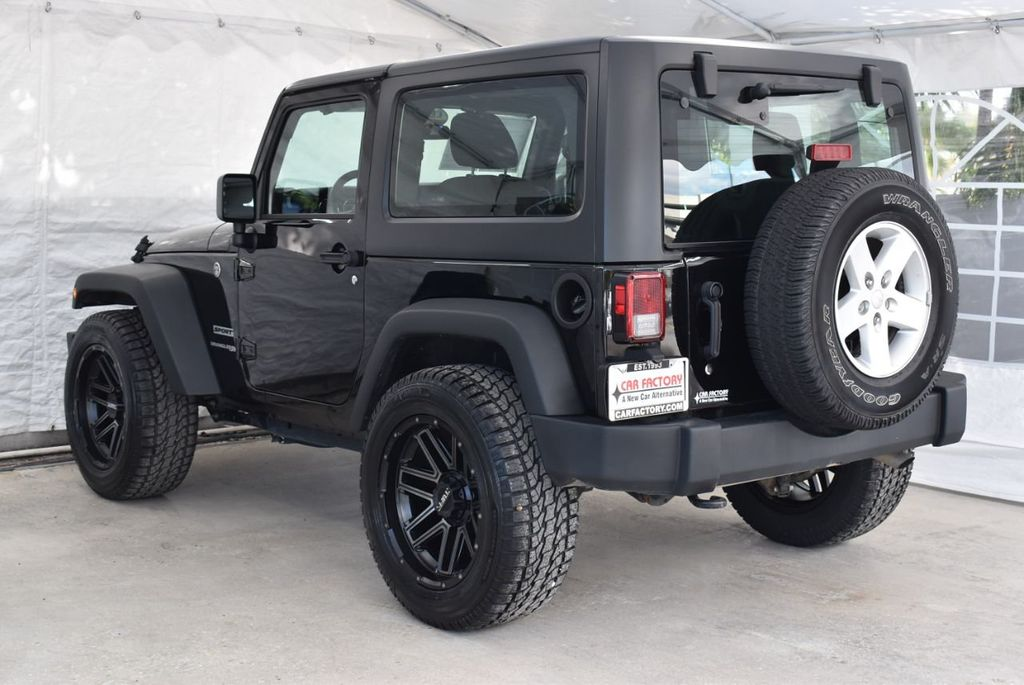 2018 Jeep Wrangler JK 1XH4 - 18415862 - 5