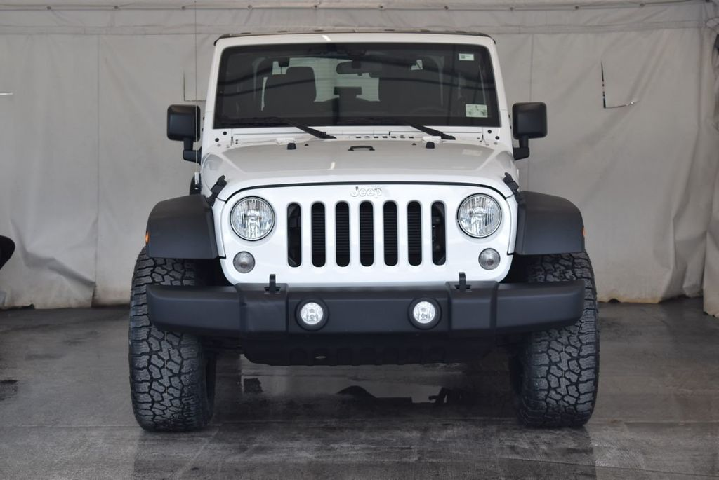 2018 Jeep Wrangler JK Rubicon 4x4 - 18093587 - 3