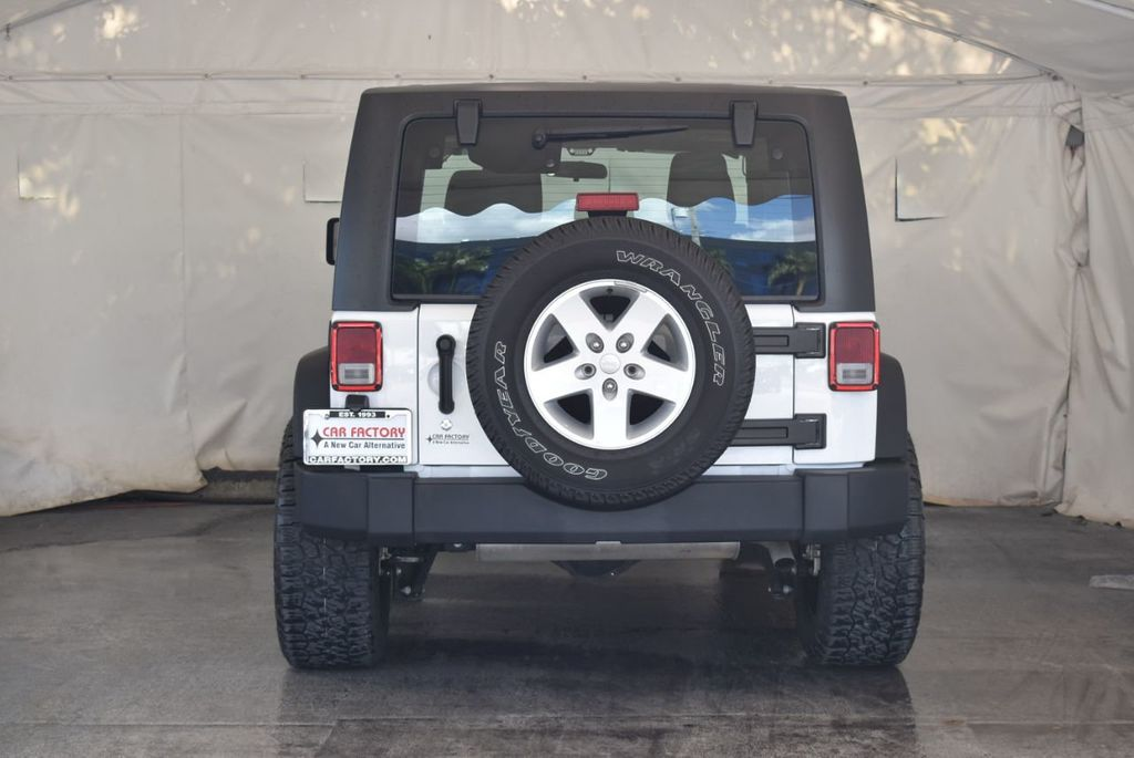 2018 Jeep Wrangler JK Rubicon 4x4 - 18093587 - 7