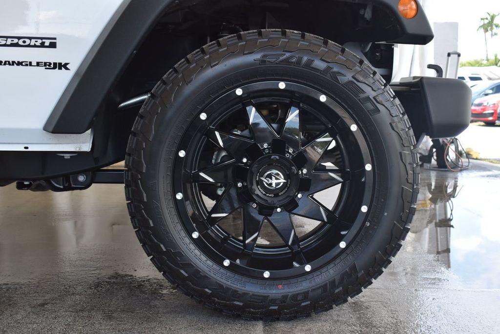 2018 Jeep Wrangler JK Rubicon 4x4 - 18093587 - 8