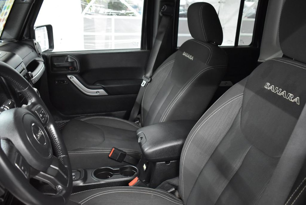 2018 Jeep Wrangler JK Unlimited  - 18574927 - 13