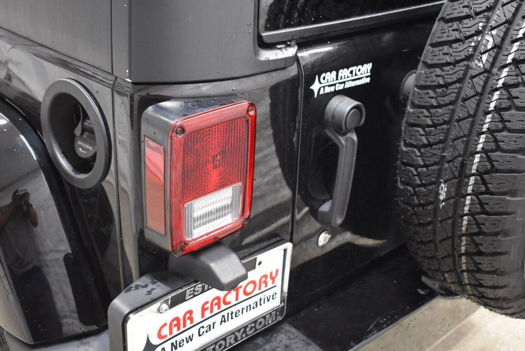 2018 Jeep Wrangler JK Unlimited  - 18574927 - 4