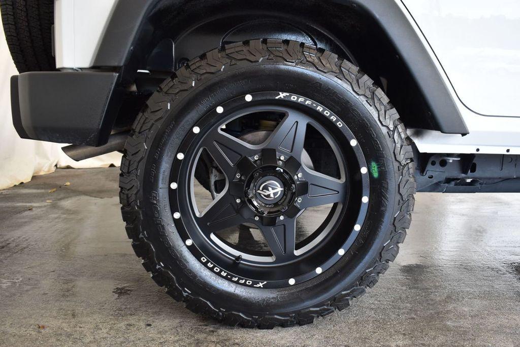 2018 Jeep Wrangler JK Unlimited 1UH4 - 18161908 - 9